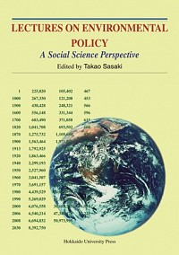 A Social Science PerspectiveLectures on Environmental Policy