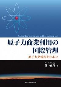 原子力発電所を中心に原子力商業利用の国際管理