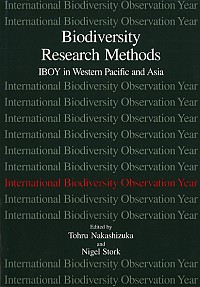 IBOY in Western Pacific and AsiaBiodiversity Research Methods